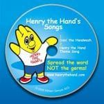 Henry's CD of Songs