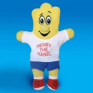 Henry the Hand Puppet